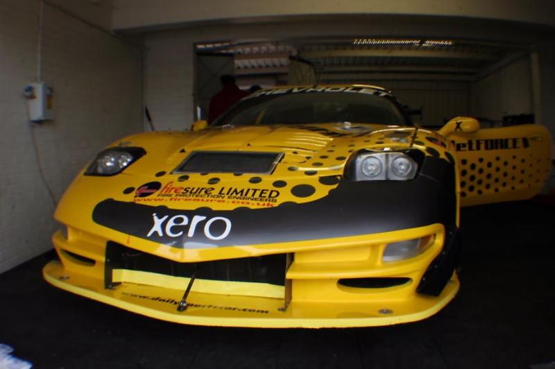 # xx - 2005 British GT - ex-Owen Trinkler PM-017 - Mike Millett