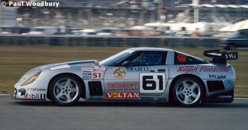 # 51, 61, 73 - 1995 IMSA Daytona - Bertaggio-Occzyk-Wendinger