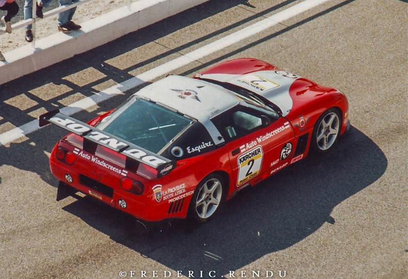 # 2 - 1997 BPR - Agusta Racing -  01