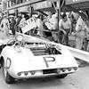 # 0 - 1957 FIA Zora Test Mule at Sebring, Karl Ludvigsen photo