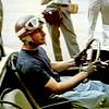 # 0 - 1957 FIA Fangio in test mule at Sebring (Lou Galanos)