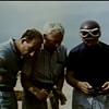 # 0 - 1957, FIA, ZAD checking the Mule with Moss & Fangio