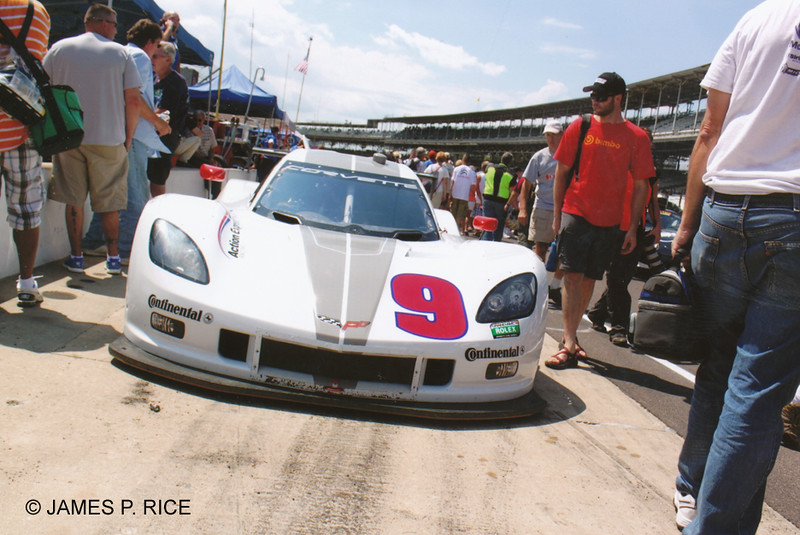 # 5 - 2012 Grand Am DP AX at Indy 04