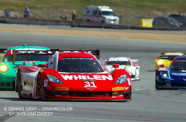 # 31 - 2014 USCR - Whelan Racing - Eric Curran - 01