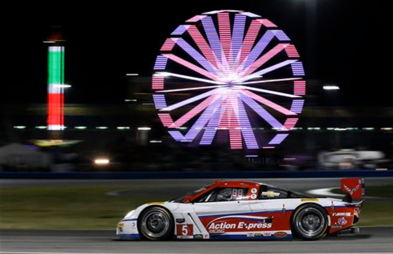 # 5 - 2014 USRC - Action Express at Daytona 24 Hour - 02