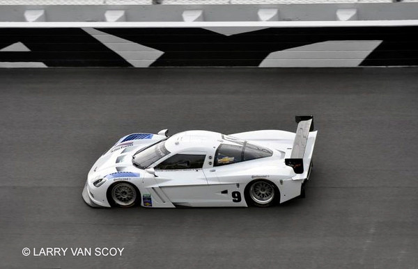 # 9 - 2012 Grand-Am - Action Express Racing  Daytona 24 test - 02