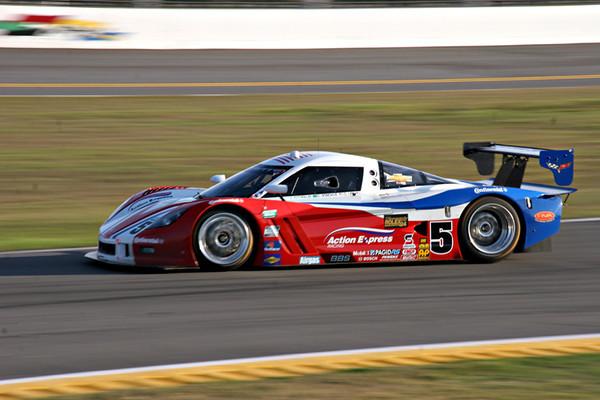# 5 - 2012, Action Express at Daytona