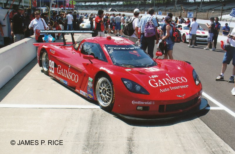 # 99 - 2012 Grand Am DP Gainsco Bob Stallings Red Dragon at Indy 03