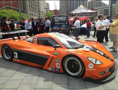 # 3 - 2013 Grand-Am - 8 Star Racing at Detroit - 01