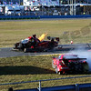 # 99 - 2014 USCR - Gainsco Corvette Memo Gidley hits Ferrari at Daytona - 03