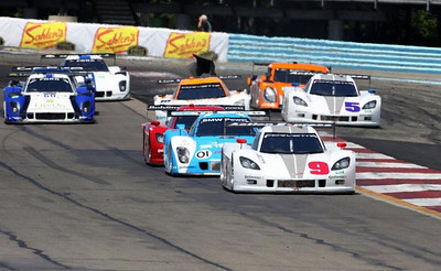 # 9 & # 5 - 2012, DP, Action Express at the Glen 6 hrs