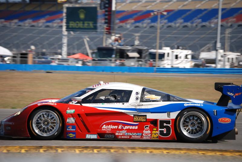 # 5 - 2012 - Grand Am DP, Action Express at Daytona