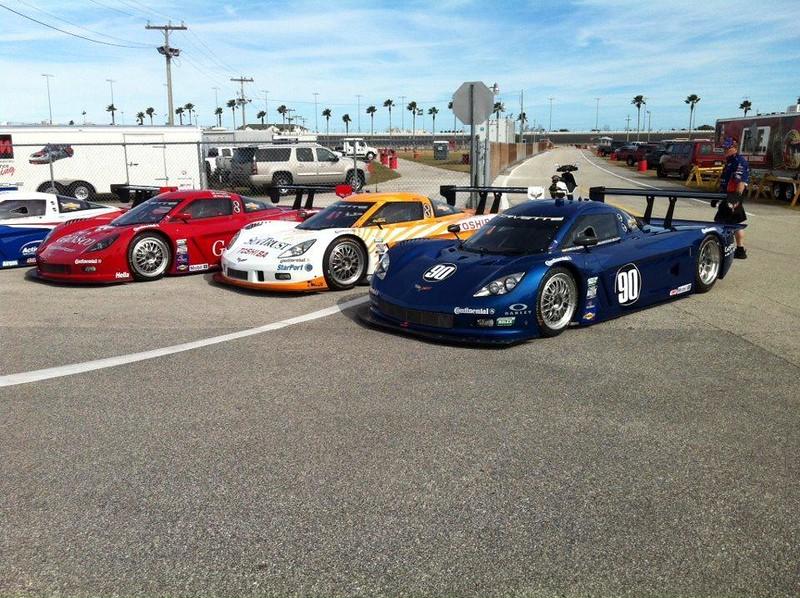 # 90 - 2012 Grand Am - Spirit of Daytona at Daytona 24 01