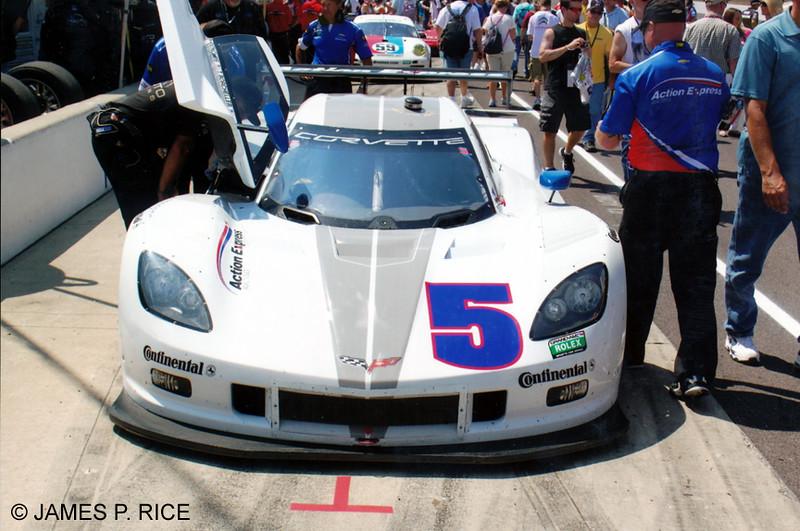 # 5 - 2012 Grand Am DP AX at Indy 03
