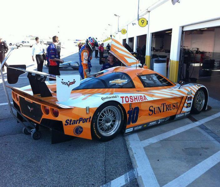 # 10 - 2012 Grand Am - Sun Trust Racing Daytona 24 04
