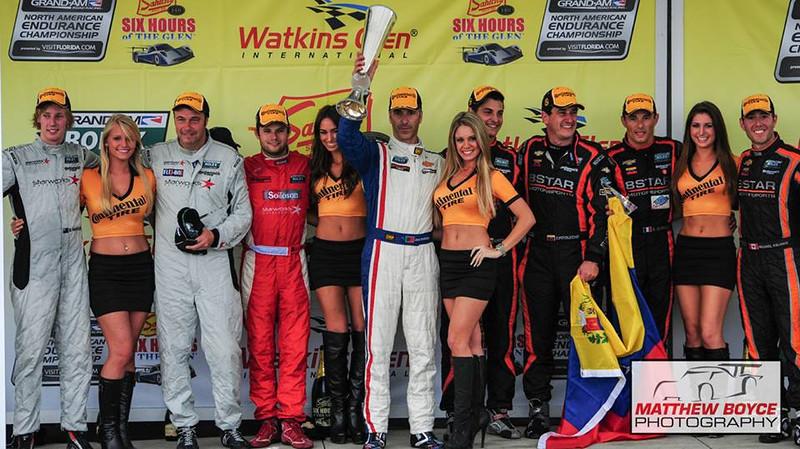 # 9 - 2013, Grand Am DP, Action Express winner at Watkins Glen 6 hr