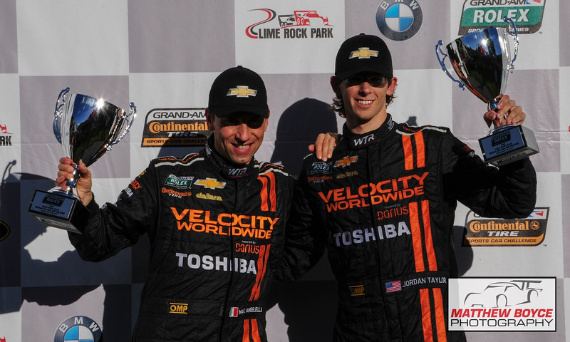# 10 - 2013 - Grand Am DP, Ricky Taylor, Max Angilleli champs 01