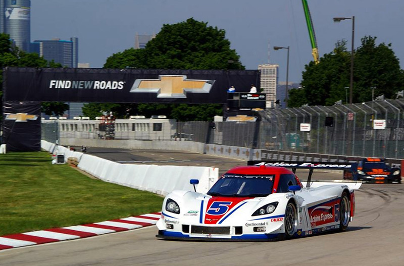 # 5 - 2013 Grand-Am - Action Express at Detroit - 01
