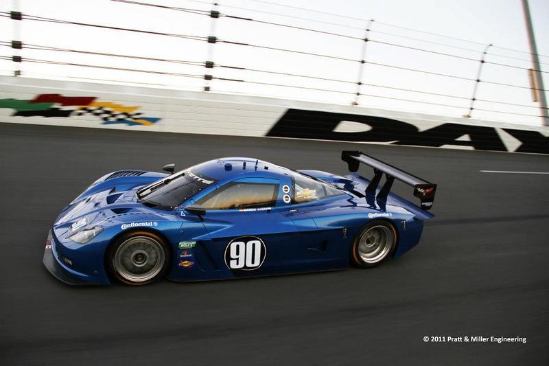 # 90 - 2012 Grand Am - SDR Daytona 24 11