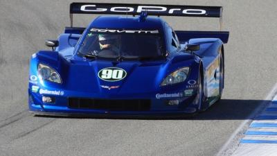 # 90 - 2012, Gr Am DP, Richard Westbrook pole and winner at Monterey