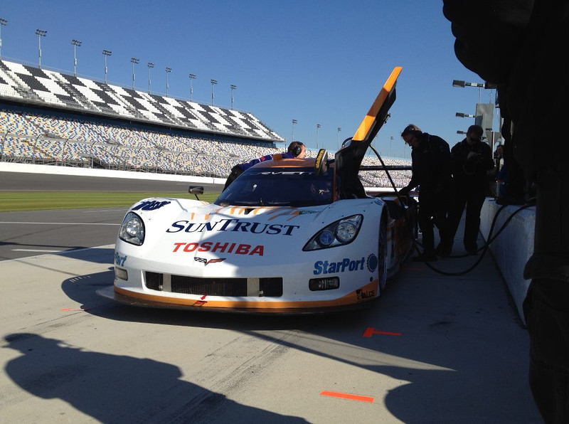 # 10 - 2012 Grand Am - Sun Trust Racing Daytona 24 08