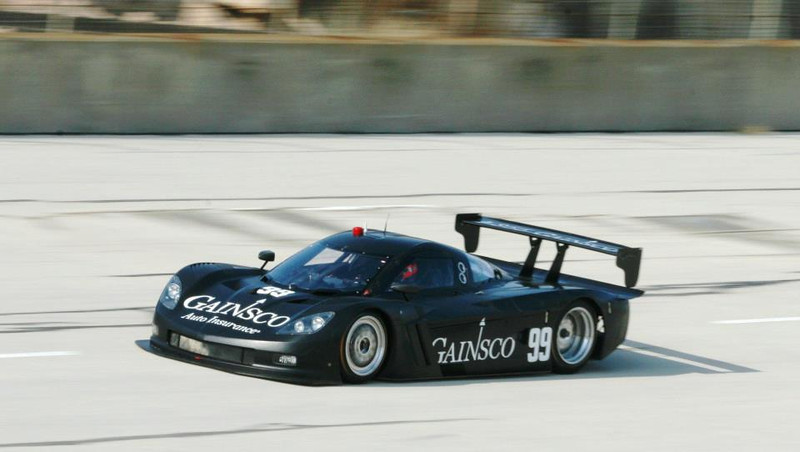 # 99 - 2012 Grand Am - Gainsco Daytona 24 14