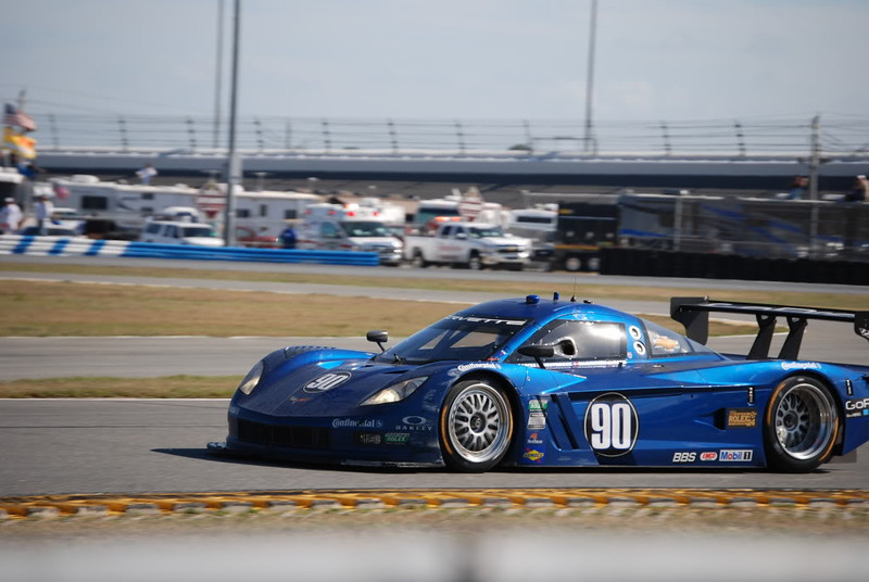 # 90 - 2012 - Grand Am DP, Spirit of Daytona at Daytona