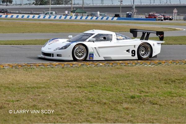 # 9 - 2012 Grand Am - Action Express Racing Daytona 24 test  04