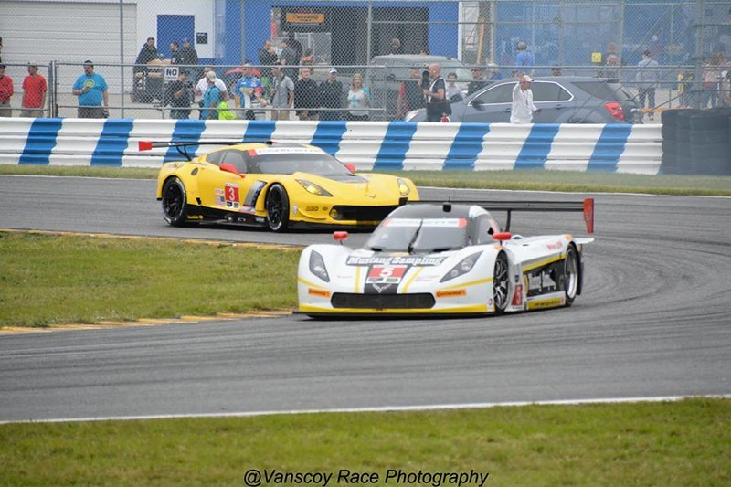 # 5 - 2016 USCR DP, Action Express, Fittipaldi, Barboza Daytona practice 03