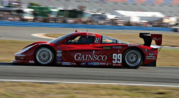 # 99 - 2012, Gainsco at Daytona 02
