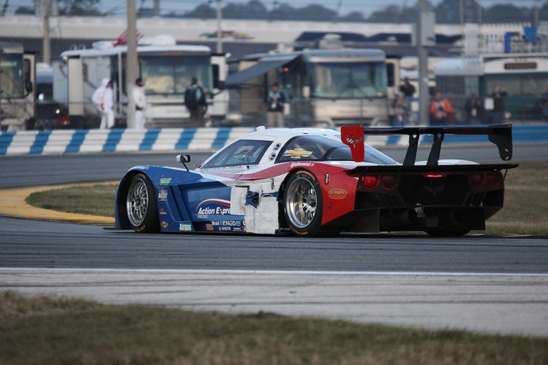 # 5 - 2012 Grand Am - Action Express Daytona 24 06