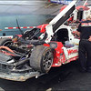 # 31 - 2014 USCR  - Boris Said crash Mosport practice