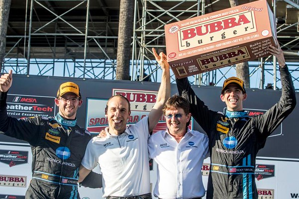 2016 Pirelli World Challenge Long Beach
