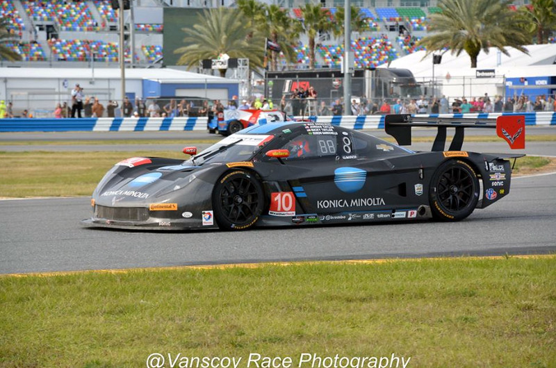 # 10 - 2016 USCR - Wayne Taylor - Konica @ Daytona -  03