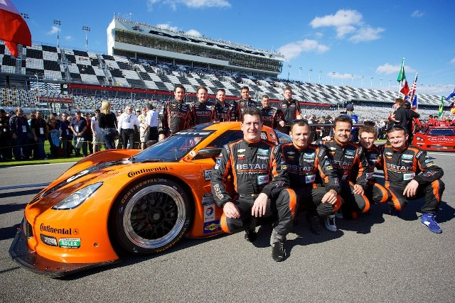 # 3 - 2013, DP, Eight Star Team at Daytona