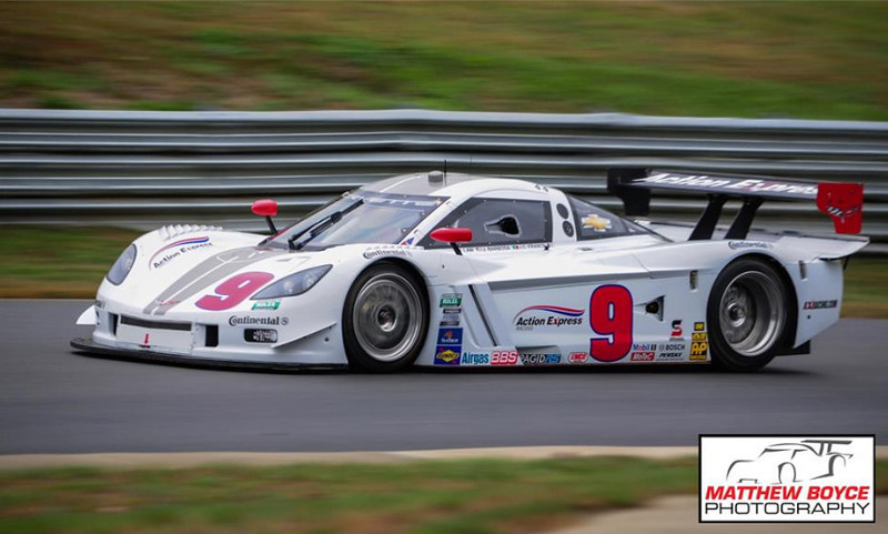 # 9 - 2012 Grand-Am - Action Express at LRP Final - 01
