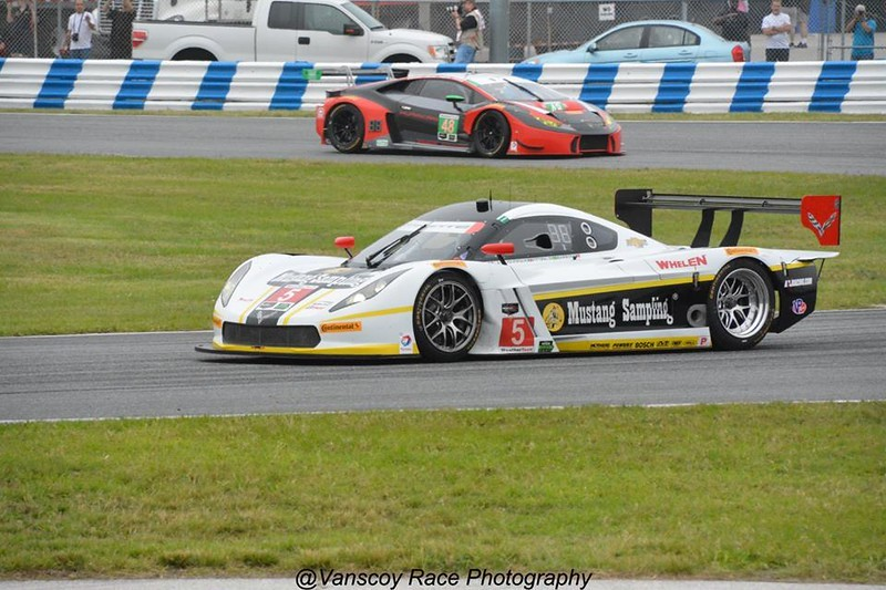 # 5 - 2016 USCR DP, Action Express, Fittipaldi, Barboza Daytona practice 04