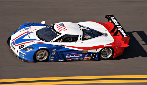 # 9 - 2012, Action Express at Daytona