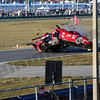 # 99 - 2014 USCR - Gainsco Corvette Memo Gidley hits Ferrari at Daytona - 01