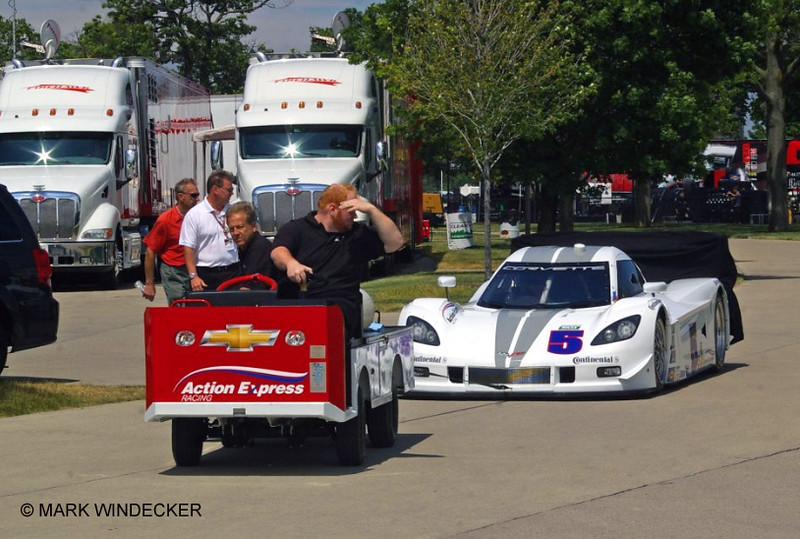 # 5 - 2012 Grand-Am-ROLEX DP,  Action Express at  Belle Isle - 01