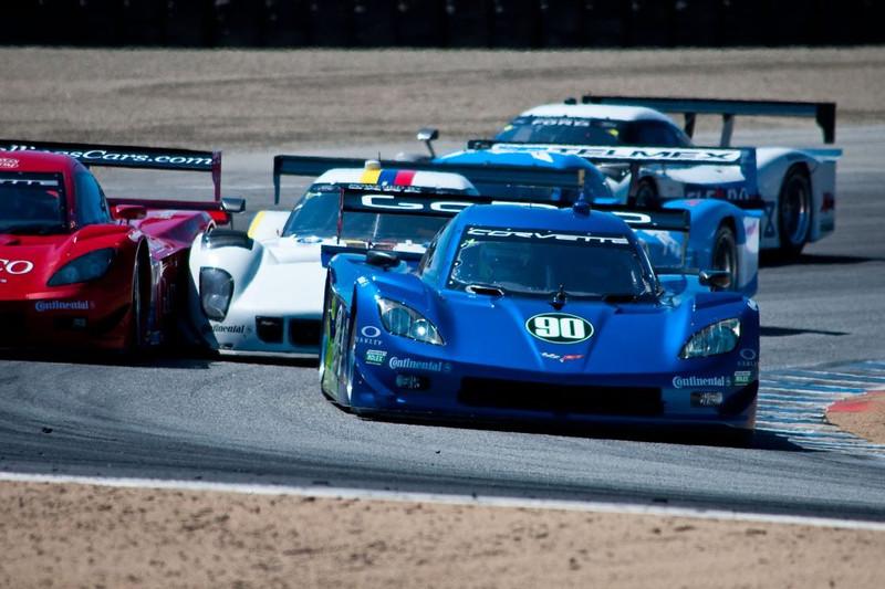 # 90 - 2013, DP, Spirit of Daytona in pack at Daytona