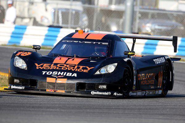 # 10 - 2013 Grand-Am - Wayne Taylor Velocity Racing at Daytona  - 12