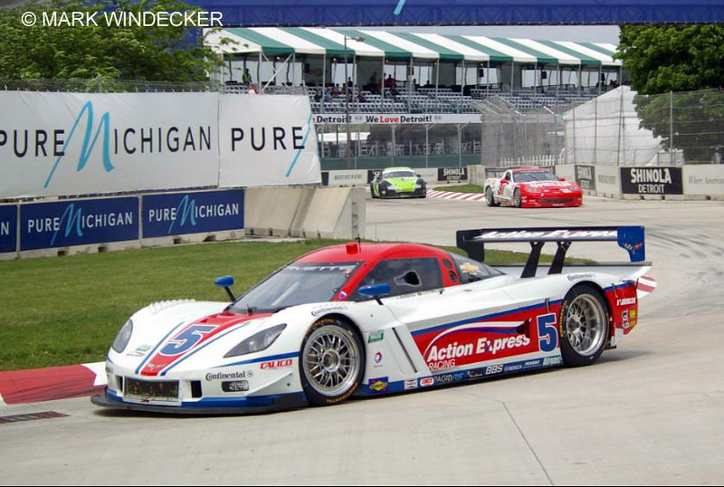 # 5 - 2013 Grand-Am - Action Express at Detroit - 03