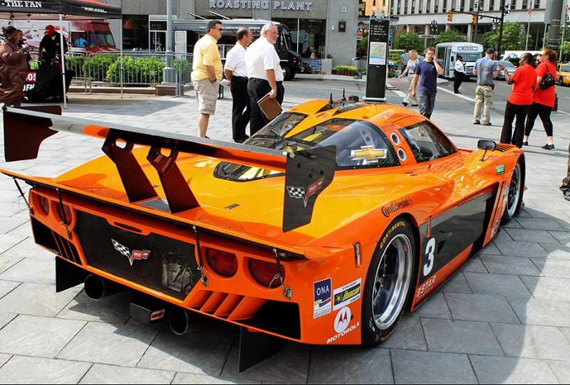 # 3 - 2013 Grand-Am - 8 Star Racing at Detroit - 02