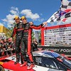 # 31 - 2016 Eric Curran & Dane Cameron celebrate first win of season at Mosport 01