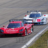 # 99 & # 9 - 2012 -  Grand Am DP - Jon Fogarty and x at Watkins Glen