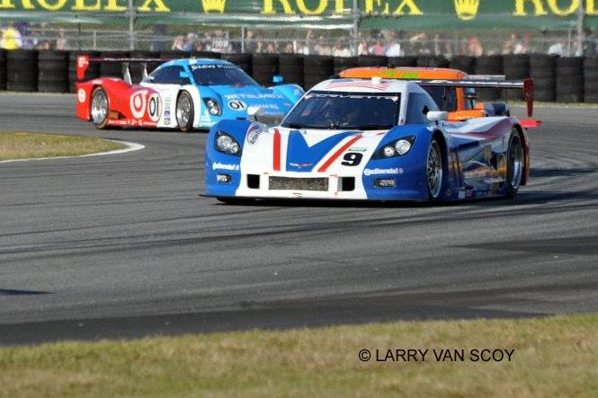 # 9 - 2012 Grand Am - Action Express Racing Daytona 24 01