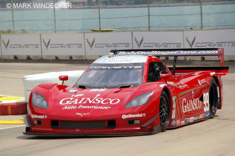 # 99 - 2013 Grand-Am - Stallings-Gainsco at Detroit - 13