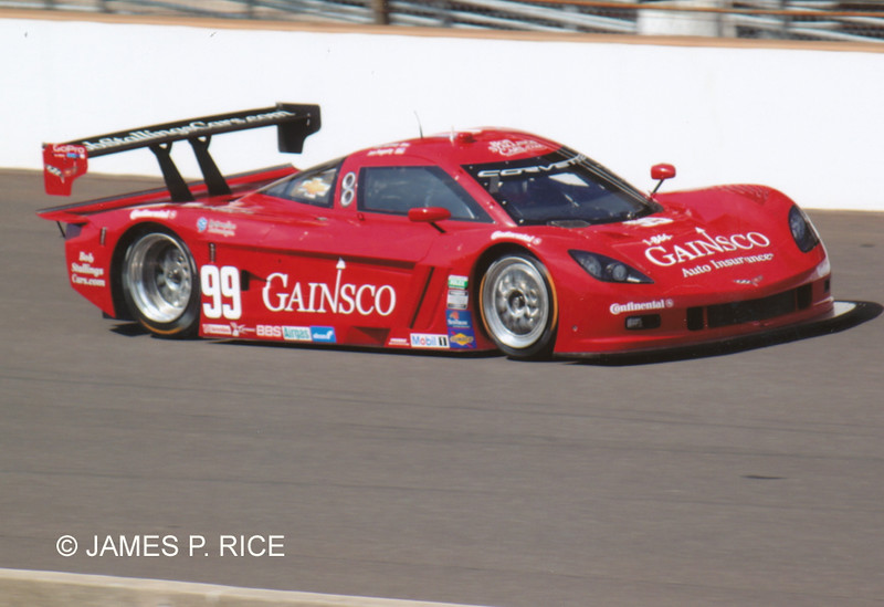 # 99 - 2012 Grand Am DP Gainsco Bob Stallings Red Dragon at Indy 07