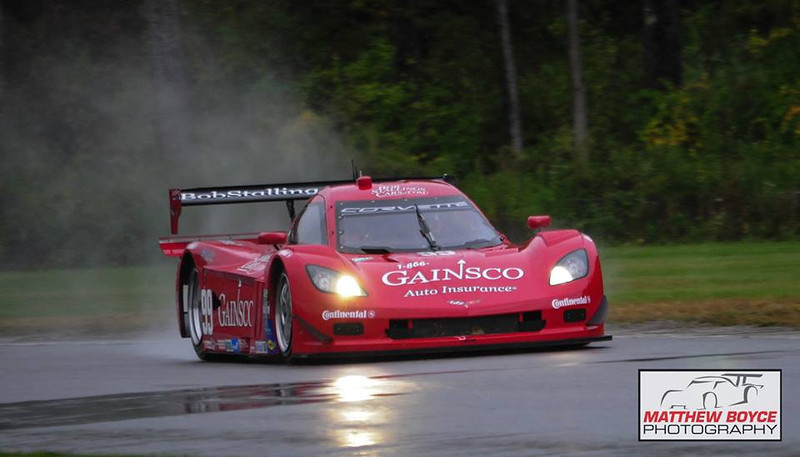 # 99 - 2013, Grand-Am DP, Gainsco Red Dragon at Lime Rock series finale
